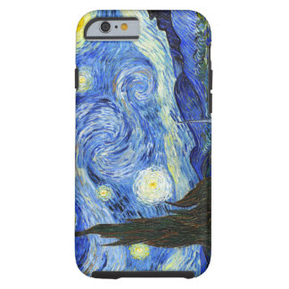 Van Gogh Starry Night Tough iPhone 6 Case