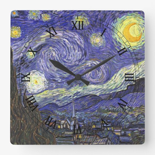 the scream and starry night The scream is the best known and most frequently reproduced of all edvard munch's motifs with its expressive colours, its flowing lines and striking overall e.