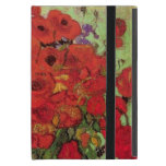 Van Gogh Still Life Flower Red Poppies and Daisies iPad Mini Cover