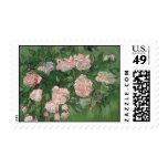 Van Gogh Still Life Pink Roses (F595) Postage Stamps