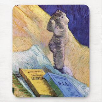 Van Gogh - Still Life With Plaster Statuette Mouse Pad
