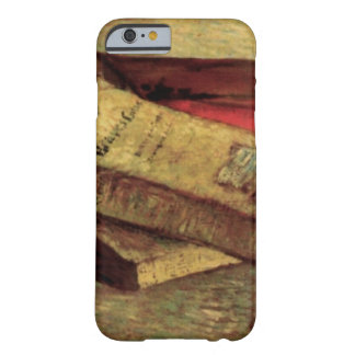 Van Gogh; Still Life with Three Books, Vintage Art Barely There iPhone 6 Case