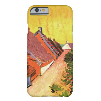 Van Gogh Street in Saintes Marie, Vintage Fine Art Barely There iPhone 6 Case
