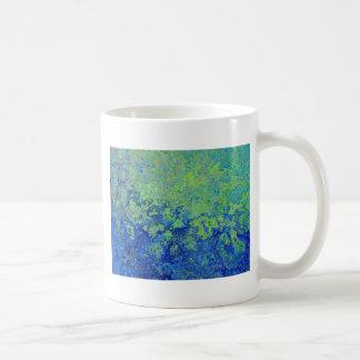 Van Gogh Style Paint Pattern Coffee Mug