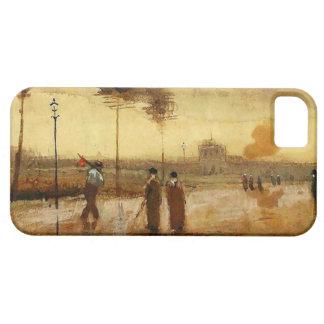 Van Gogh Sunday in Eindhoven Fine Art iPhone 5 Case