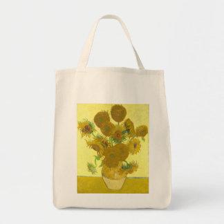 Van Gogh   Sunflowers   1888 Tote Bag