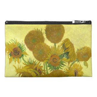 Van Gogh | Sunflowers | 1888 Travel Accessory Bag