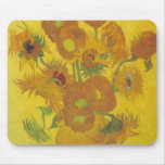 Van Gogh Sunflowers 2 Mousepads