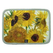 Van Gogh Sunflowers (F456) Vintage Fine Art Planners