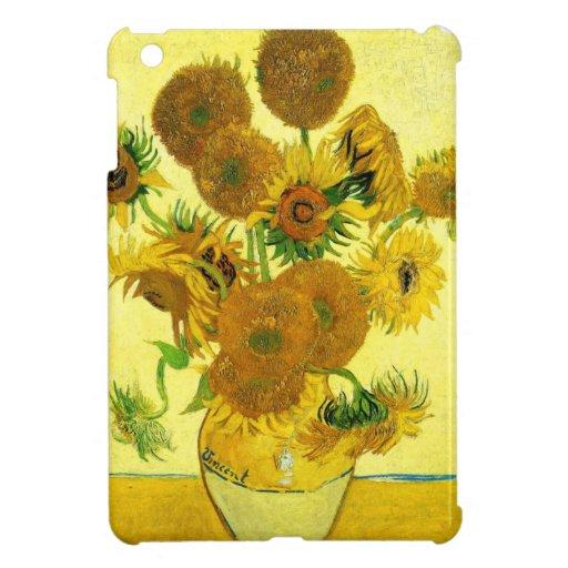 Van Gogh Sunflowers iPad Mini Case