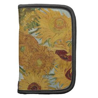 Van Gogh - Sunflowers Organizer