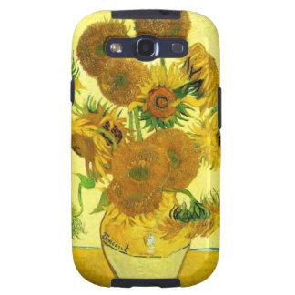 Van Gogh Sunflowers Samsung Galaxy Case Samsung Galaxy S3 Case