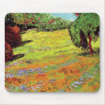 Van Gogh - Sunny Lawn In A Public Park Mouse Pad