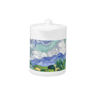Van gogh teapot