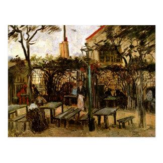 Van Gogh Terrace of Cafe Montmartre F238 Post Cards
