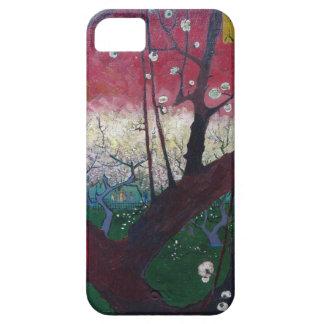 Van Gogh The Blooming Plum Tree iPhone SE/5/5s Case
