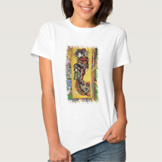 Van Gogh - The Courtesan T-shirts