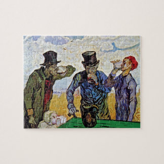 Van Gogh - The Drinkers Jigsaw Puzzle