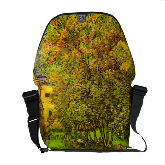 Van Gogh: The Garden of Saint-Paul Hospital Commuter Bag