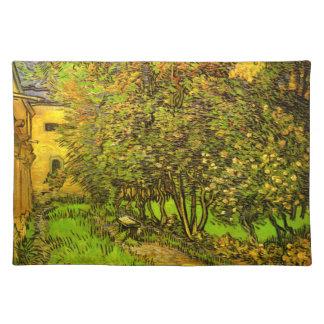 Van Gogh: The Garden of Saint-Paul Hospital Placemat