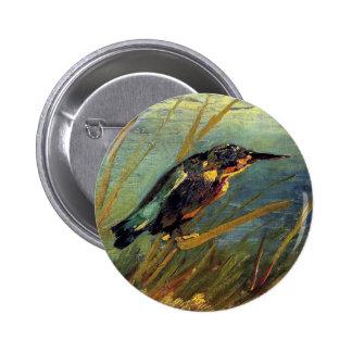 Van Gogh - The Kingfisher Button
