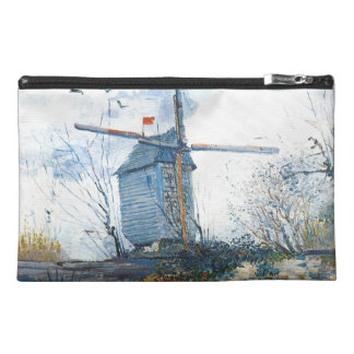 Van Gogh The Mill of Galette Travel Accessory Bag
