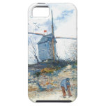 Van Gogh: The Mill of Galette iPhone 5 Cases