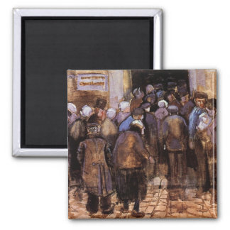 Van Gogh - The Poor And Money Magnet