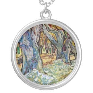 Van Gogh - The Road Menders Custom Jewelry