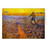 Van Gogh: The Sower Greeting Card