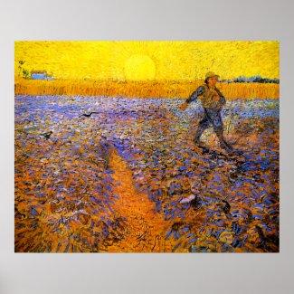 Vincent van Gogh: The Sower