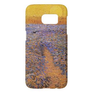 Van Gogh, The Sower, Vintage Impressionism Art Samsung Galaxy S7 Case