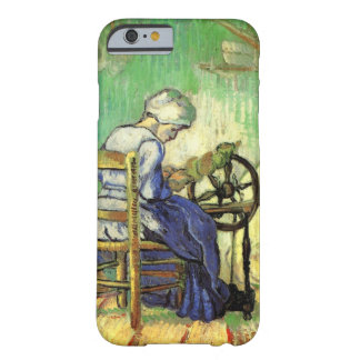 Van Gogh, The Spinner, Vintage Impressionism Art Barely There iPhone 6 Case