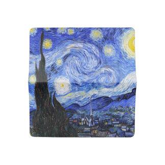 Van Gogh-The Starry Night Checkbook Cover
