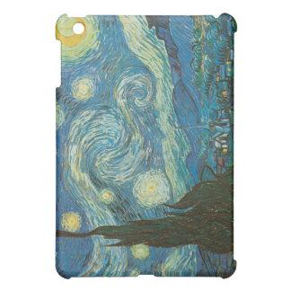 Van Gogh The Starry Night Fine Art  iPad Case