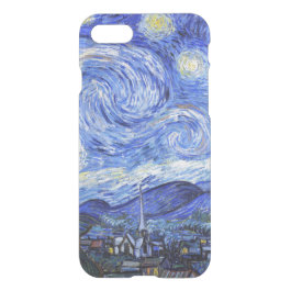 Van Gogh The Starry Night iPhone 7 Case