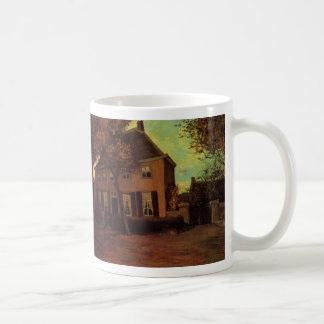 Van Gogh The Vicarage at Nuenen, Vintage Fine Art Coffee Mug
