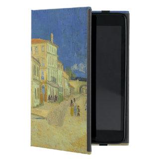 Van Gogh | The Yellow House | 1888 iPad Mini Cover
