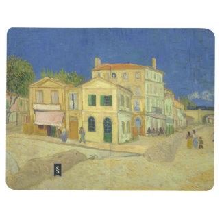 Van Gogh | The Yellow House | 1888 Journal
