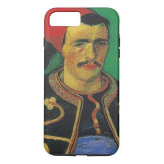 Van Gogh |The Zouave| 1888 iPhone 8 Plus/7 Plus Case
