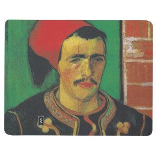 Van Gogh |The Zouave| 1888 Journal
