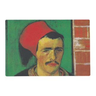 Van Gogh |The Zouave | 1888 Placemat