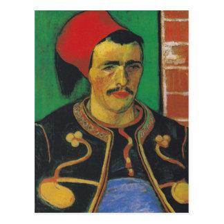 Van Gogh | The Zouave | 1888 Postcard