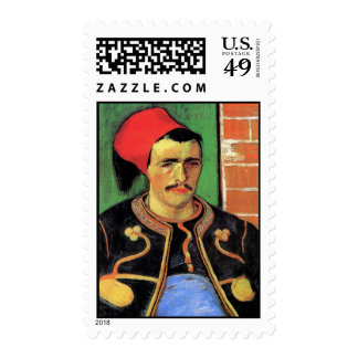 Van Gogh - The Zouave Stamps