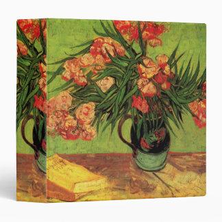 Van Gogh; Todavía florero de la vida con los Olean