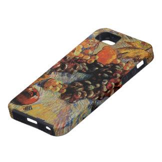 Van Gogh; Todavía manzanas de la vida, peras, Funda Para iPhone SE/5/5s
