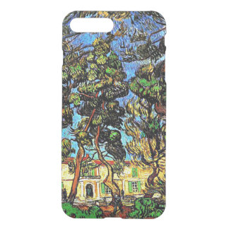 Van Gogh - Trees in the Garden of the Hospital iPhone 7 Plus Case