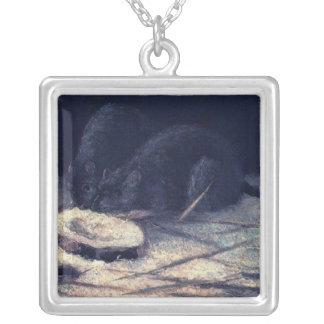 Van Gogh - Two Rats Necklaces
