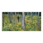 Van Gogh - Undergrowth with Two Figures Posters