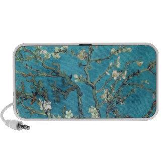 Van Gogh Vase Flowers Blossoms Peace Love Art PC Speakers